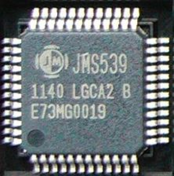 JMicron JMS-562 Firmware Version 031 021 001 004