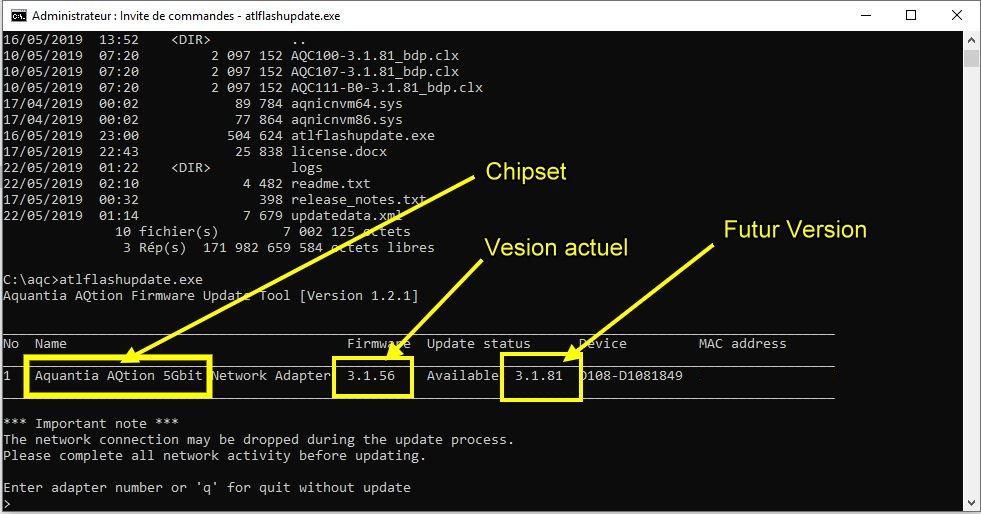 ASUS AQUANTIA AQC112C 2.5GBE DRIVERS WINDOWS XP