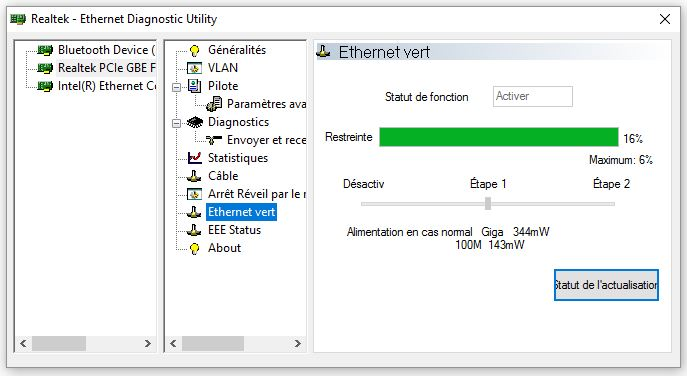 Realtek Ethernet Diagnostic Driver
