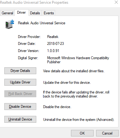 Station-Drivers - [DRIVERS] Realtek High Definition Audio Codecs